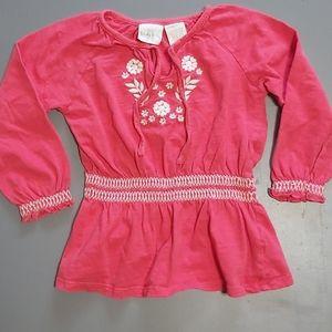 Toddler Boho Shirt